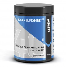 Dex Nutrition BCAA+Glutamine X50 500 g