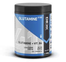 Dex Nutrition Glutamine X100 500 g