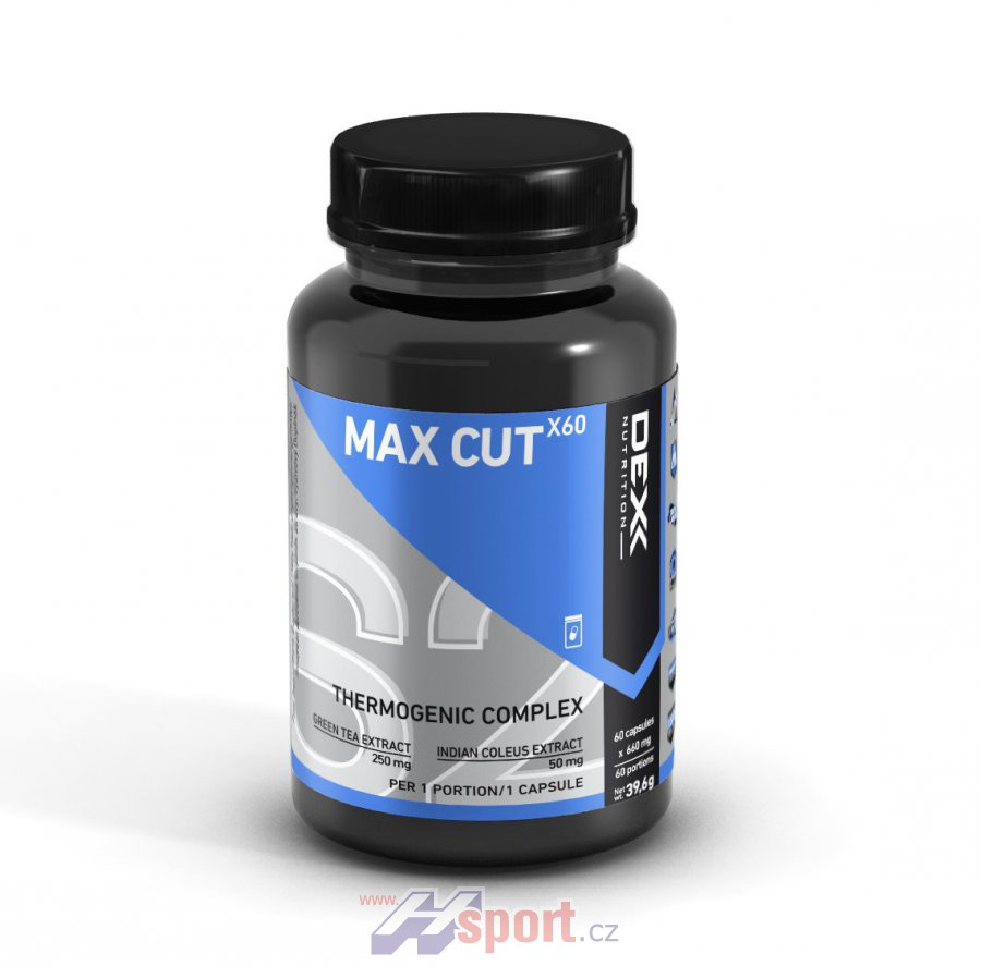 Dex Nutrition Max Cut X60 60 cps